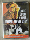 Once Upon a Time  Rome Open City 2006 documentary Sealed DVD Rossellini