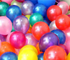 200pcs 10 inch Pearl Latex Colorful Thickening Wedding Party Birthday Balloon