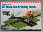 BACHMANN HO SCALE E Z TRACK TRAIN ROAD CROSSING GATE highway signal BAC44579 NEW