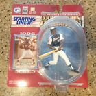 Starting Lineup MLB 1996 Cooperstown Hank Aaron Figurine and card