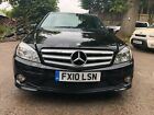 LARGER PHOTOS: 2010 10 MERCEDES C220CDi SPORT 68000 MILES REPOSESSION NO RESERVE