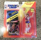 Starting Lineup New 1992 NBA Vlade Divac Figure and card