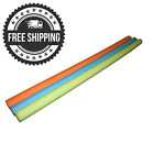 Foam Swimming Pool Noodle Assorted Colors Outdoor Swimming Floats Craft Toys