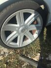 CHRYSLER CROSSFIRE Wheel Rim WithoutCap 2004 2008