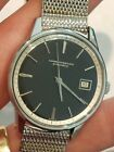 Mens Original 1960's Girard-Perregaux Gyromatic Automatic Stainless Steel Watch