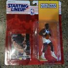 Starting Lineup New 1994 NBA LaPhonso Ellis figurine and card
