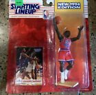 Starting Lineup New 1994 NBA Calbert Cheaney figurine and card