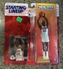 Starting Lineup New 1994 NBA Derrick Coleman figurine and card
