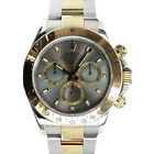 ROLEX - Mens 40mm 18kt Gold & Stainless DAYTONA Slate Index 116523 - SANT BLANC