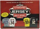 2018 LEAF AUTOGRAPHED JERSEY MULTI-SPORT HOBBY BOX
