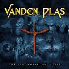 Vanden Plas - The Epic Works 1991-2015 (NEW 11CD SET)
