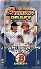 2015 BOWMAN DRAFT BASEBALL SEALED HOBBY JUMBO BOX - 3 AUTO'S PER