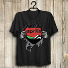 Aprilia Racing/RS 125 R/RSA 125/RSV 250/RSV4 Men's US Shirt-So cool Top Gift