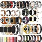 38-44mm iWatch Band Wrist Strap Bracelet Replacement for Apple Watch Series 4321