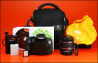 Canon EOS 650D DSLR Camera + EF-S 18-55mm Zoom Lens kit with 7,422 Shots 64GB SD