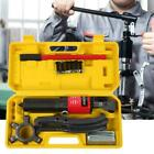 5t 10t 3 In 1 Hydraulic Gear Puller Pumps Oil Tube 3 Jaws Steel Drawing Machine