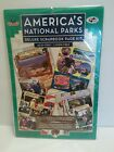 Americas National Parks Deluxe Scrapbook 85 X 11 Page Kit Sheets