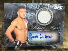 2014 Topps UFC Bloodlines Trading Cards 17