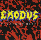 EXODUS-BONDED BY BLOOD CD NEW