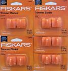 Lot of 10 Fiskars Triple Track Paper Trimmer Replacement Blades Style I NIP