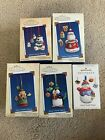 Hallmark Keepsake Ornaments Sweet Tooth Treats Entire Series Set Lot 5