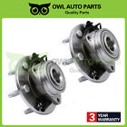 2 Front Wheel Hub Bearing Assembly LH  RH for Chevy GMC Cadillac AWD 4x4 515096