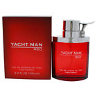 Myrurgia Yacht Man Red for Men - 3.4 oz EDT Spray