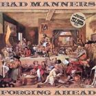 Bad Manners - Forging Ahead - Bad Manners CD OQVG The Fast Free Shipping
