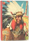 The Day of the Bison Hunt Native American Indian Pop Up Book 1962