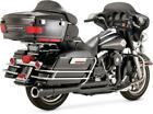 Vance  Hines Pro Pipe 2 into 1 Full Exhaust System Black 47557 Harley Davidson