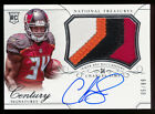 2014 Panini National Treasures Football Rookie Patch Autographs Gallery 47