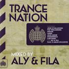 Various Artists - Trance Nation Aly and Fila - Various Artists CD 3YVG The Fast
