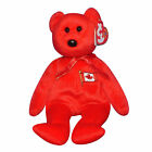 Ty Beanie Baby Pierre - MWMT (Bear Canada Country Exclusive 2001)