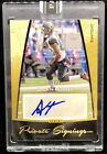 2016 Panini Super Bowl 50 Private Signings Football Cards 11