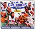 2012 13 PANINI CONTENDERS BASKETBALL HOBBY BOX LOOK FOR KYRIE IRVING RC CARDS!