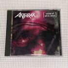 Anthrax - Sound Of White Noise - 1993 - Elektra - CD