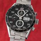 TAG Heuer Carrera Day Date Chronograph Automatik Stahl CV2A10 NP 4650 €