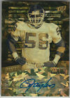 LAWRENCE TAYLOR 2019 Panini National NSCC VIP Private Signings AUTO # 15 Giants