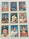 1988 Topps Traded Comp.set 1-132 in sleeves Mint Grace,Gibson,Law,Parker,wells++