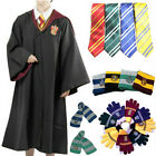 Harry Potter Cosplay Gryffindor Slytherin Schal Krawatte Umhang Drama Kleidung