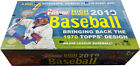 Topps 2019 Heritage High Number Baseball Factory Sealed Hobby Trading Card Box