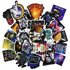 100PCS NASA Stickers For Laptop Space Explorer Galaxy Vinyl Decals Water Bottle