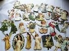 Anna Griffin Favorite 3D Angels Christmas Embellishments 30 pc