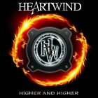 Heartwind ‎– Higher And Higher CD disc (NEW disc)