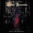 MIKE LEPONDS SILENT ASSASSINS ‎– PAWN AND PROPHECY CD disc (NEW disc)