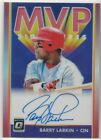 Topps Barry Larkin Cards Document a Hall of Fame Career 28