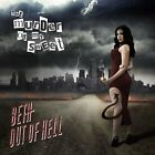 The Murder Of My Sweet - Beth Out Of Hell CD disc (NEW disc)