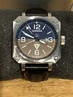 Junkers AG1919 Pilot GMT Watch w/ Date