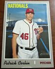 2019 Topps Heritage High Number Baseball Variations Guide 195