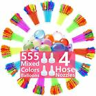 Water Balloons For Kids Girls Boys Set Party Games Quick Fill 555 Bunches Pool